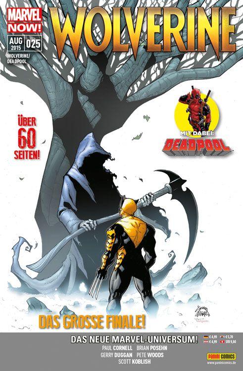 Wolverine/Deadpool 25