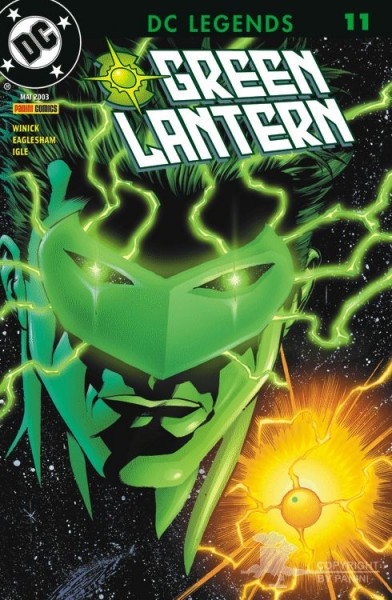 DC Legends 11: Green Lantern 4