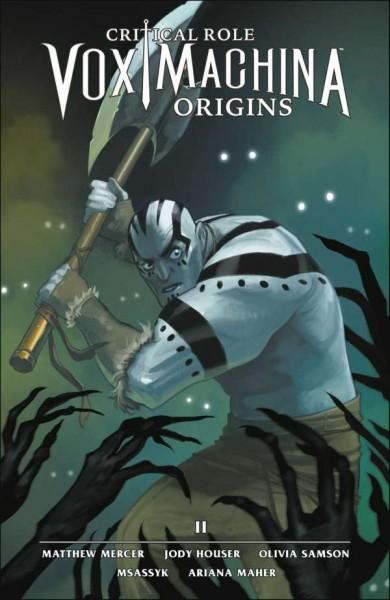 Critical Role: Vox Machina Origins 2 Cover