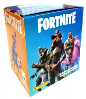 Fortnite Stickerkollektion - Box