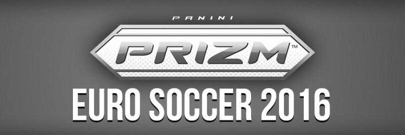 PRIZM EURO Soccer 2016 Banner
