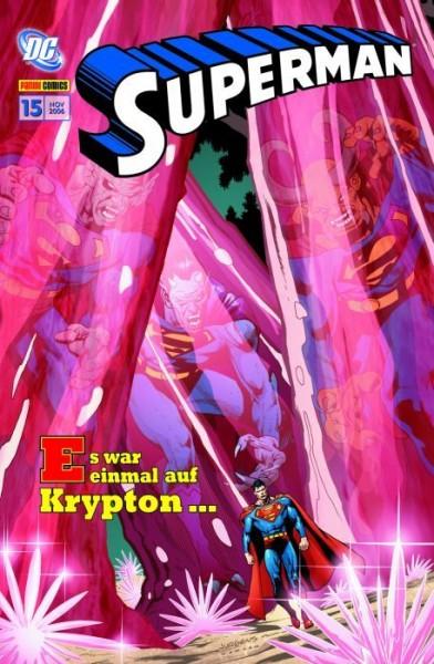 Superman Sonderband 15