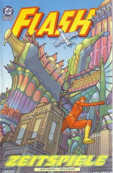 Flash: Zeitspiele - Showcase 6