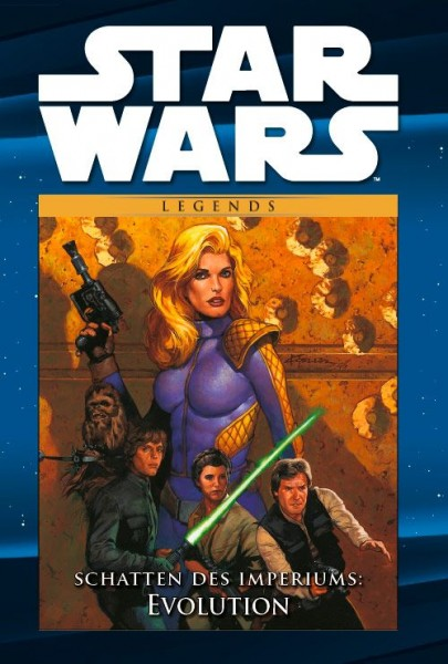 Star Wars Comic-Kollektion 43: Schatten des Imperiums - Evolution