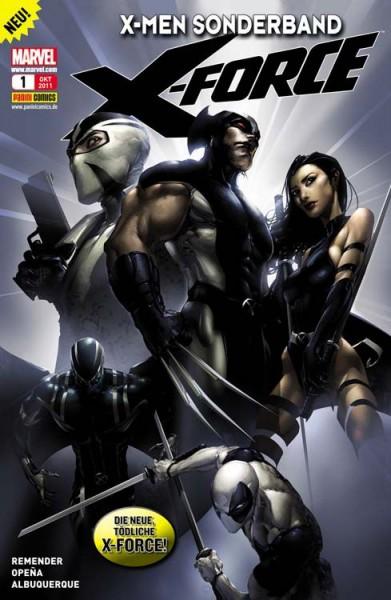 X-Men Sonderband: Die neue X-Force 1