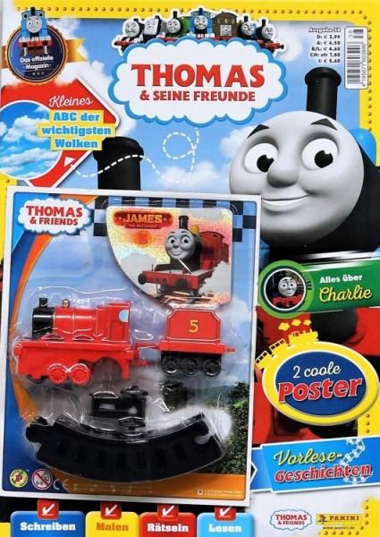 Thomas und seine Freunde Magazin 38
