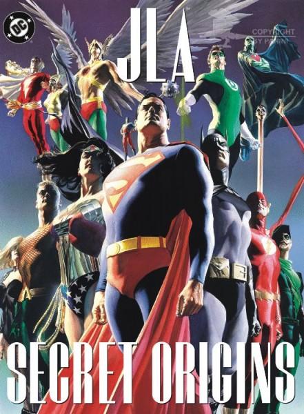 JLA: Secret Origins
