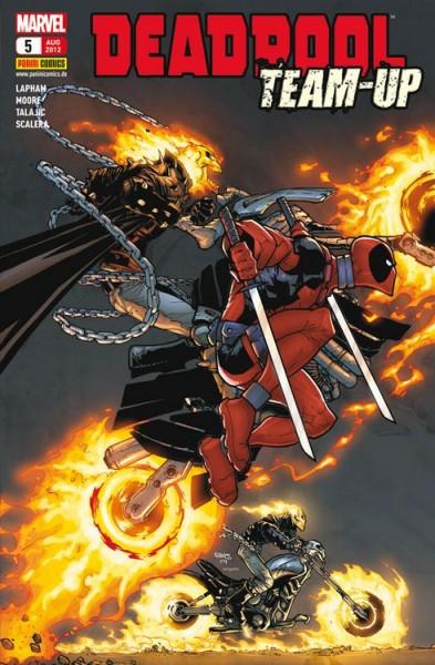Deadpool Sonderband 5