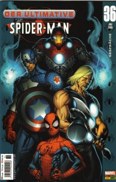 Der ultimative Spider-Man 36