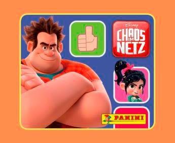 Ralph Reichts 2: Chaos im Netz - Tüte