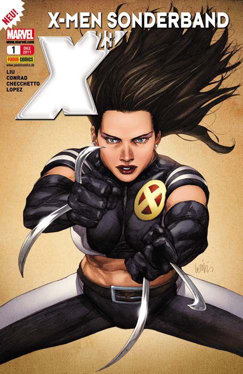 X-Men Sonderband: X-23 1