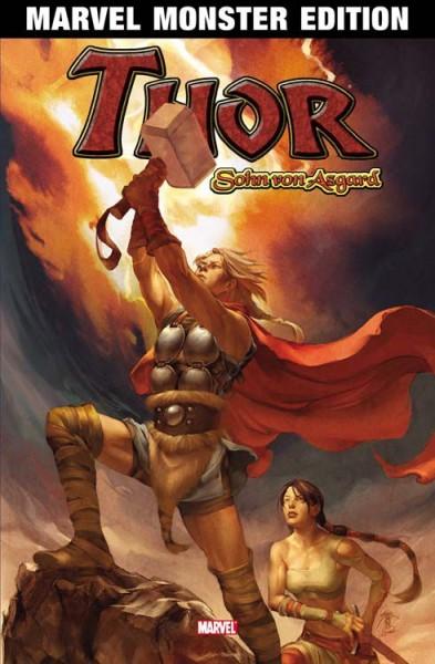 Marvel Monster Edition 37: Thor - Sohn von Asgard
