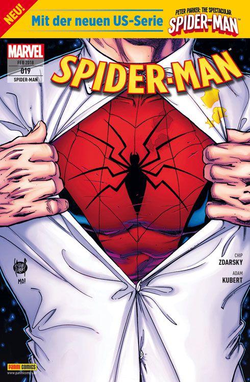 Spider-Man 19 (2016)