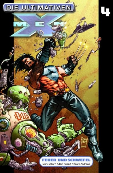 Die Ultimativen X-Men 4: Feuer und Schwefel