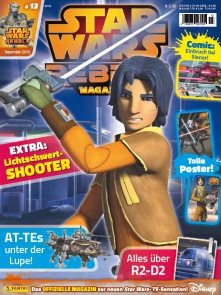 Star Wars: Rebels - Magazin 13