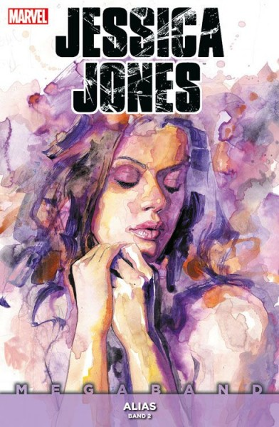 Jessica Jones Megaband - Alias 2