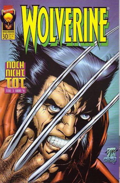 Wolverine 30: Noch Nicht Tot 1