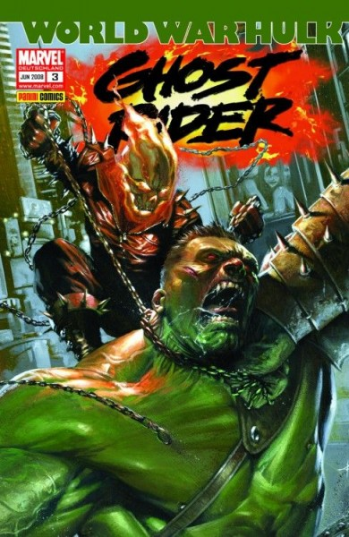 Ghost Rider Sonderband 3