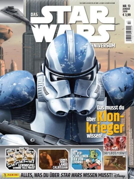 Star Wars Universum Magazin Ausgabe 13 Cover