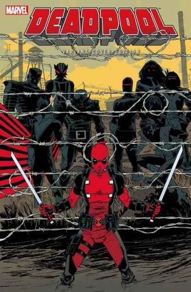 Wolverine/Deadpool 24 - Special Comicfestival München