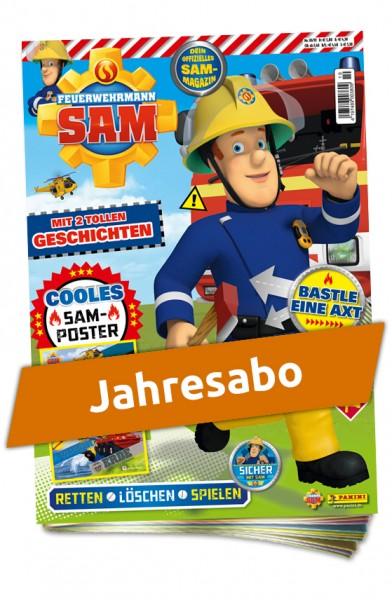 Jahresabo - Feuerwehrmann Sam