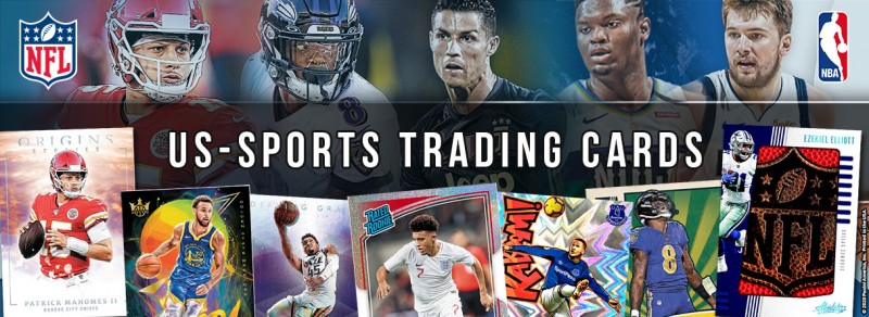 Panini - US Sport Trading Cards  - Banner