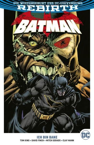 Batman Paperback 3: Ich bin Bane Cover