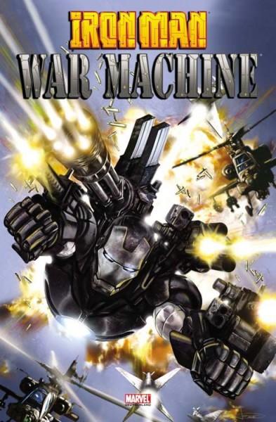 Iron Man: War Machine