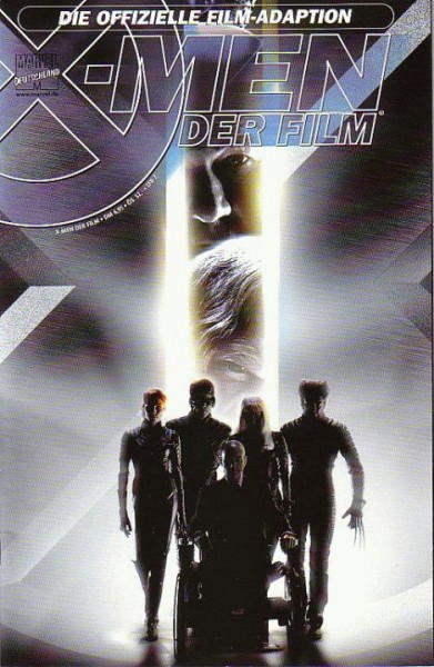 X-Men der Film: Die Film- Adaption