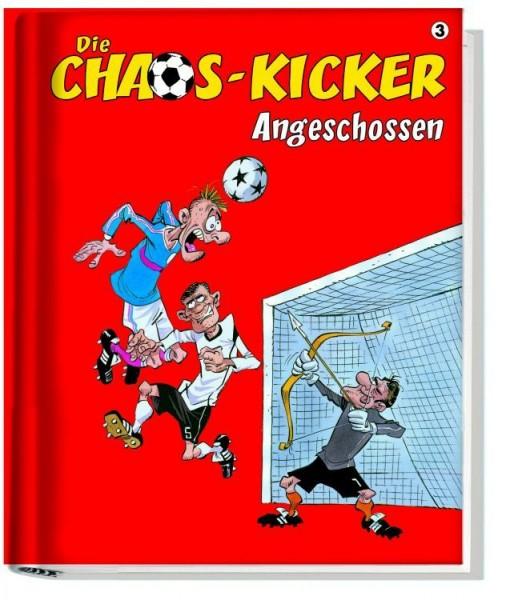Die Chaos-Kicker 3: Angeschossen