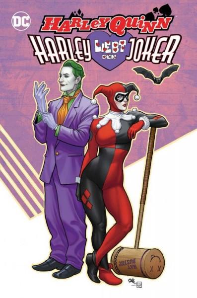 Harley Quinn: Harley liebt den Joker Variant