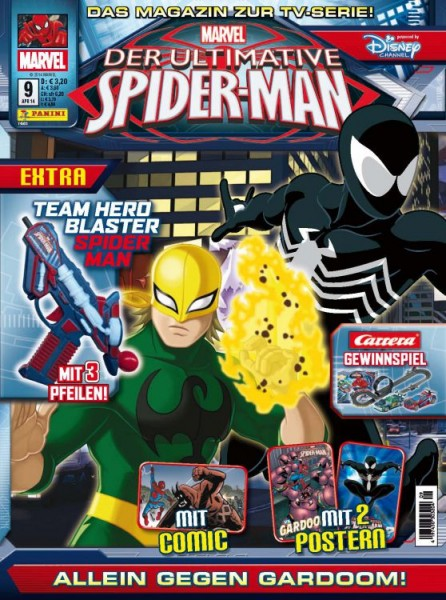 Der ultimative Spider-Man - Magazin 9