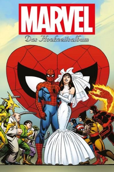 Marvel Hochzeitsalbum