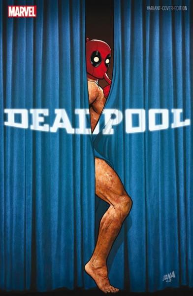 Deadpool 8 (2016) Variant