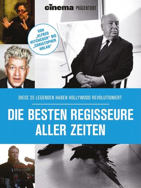 Cinema präsentiert Die besten Regisseure aller Zeiten Cover