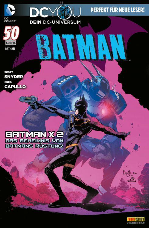 Batman 50 (2012)