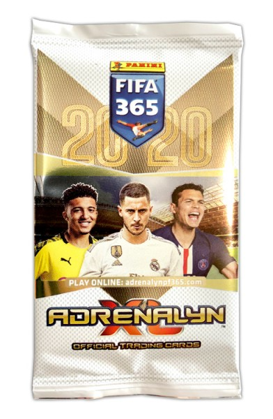 Panini FIFA 365 Adrenalyn XL 2020 Kollektion – Tüte
