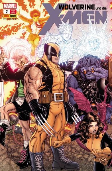 Wolverine & die X-Men 2