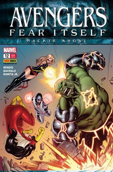 Avengers 12 (2011)