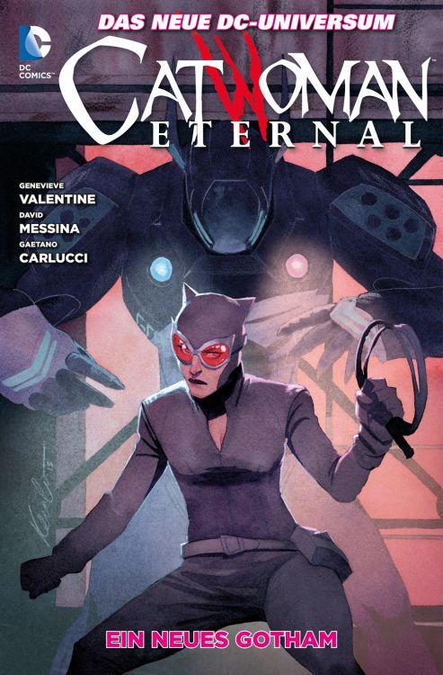 Catwoman 8 (2012): Ein neues Gotham