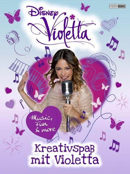 Disney - Violetta - Kreativspaß mit Violetta