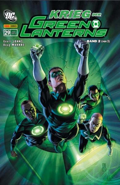 Green Lantern Sonderband 29: Krieg der Green Lanterns 2