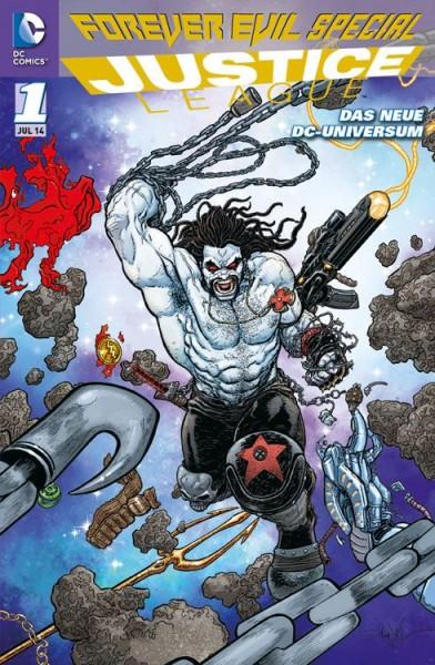 Justice League: Forever Evil Special 1 Variant - Comic Salon Erlangen
