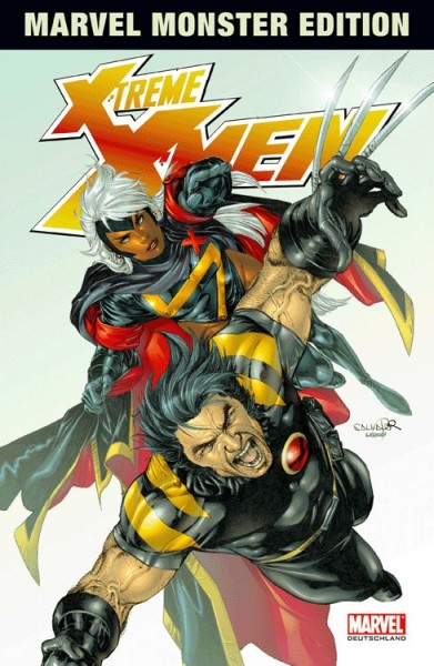 Marvel Monster Edition 6: X-Treme X-Men