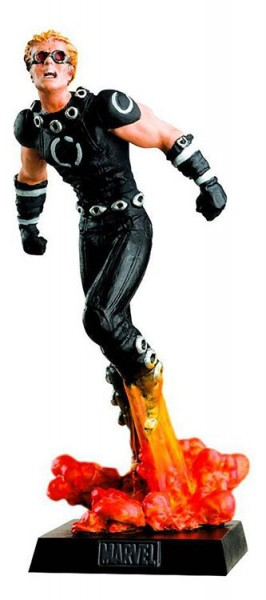 Marvel-Figur: Cannonball