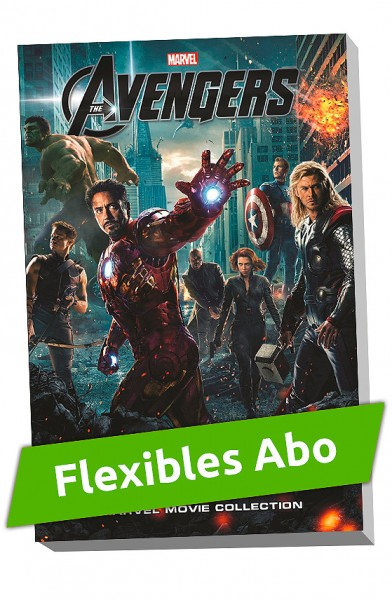 Flexibles Abo - Marvel Movie Collection