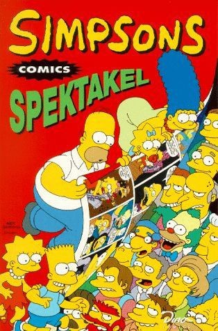 Simpsons Sonderband 2: Spektakel