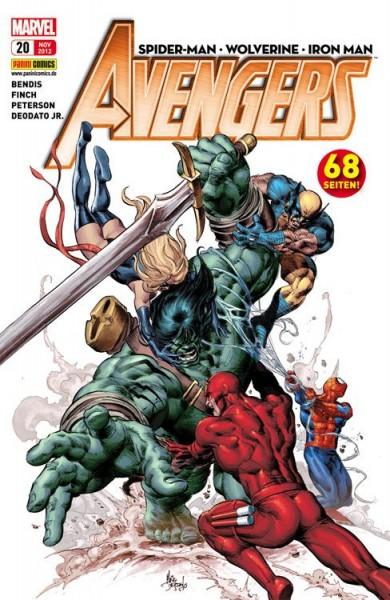 Avengers 20 (2011)
