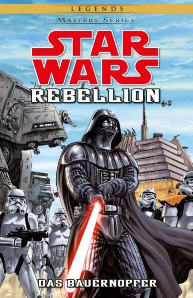 Star Wars: Masters 12 - Rebellion II: Das Bauernopfer
