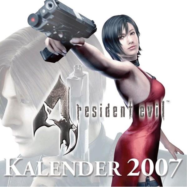 Resident Evil 4 - Wandkalender (2007)